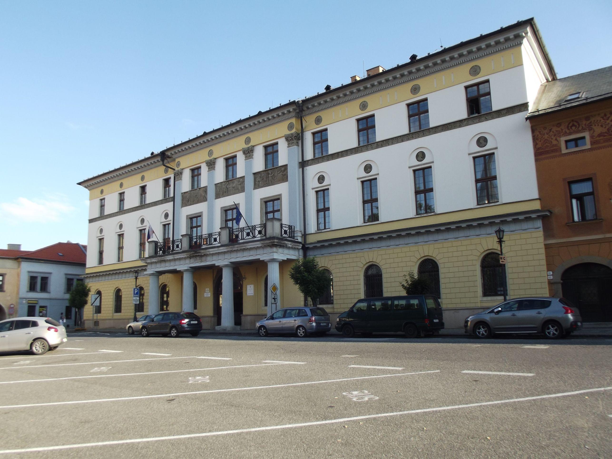 Vármegyeháza