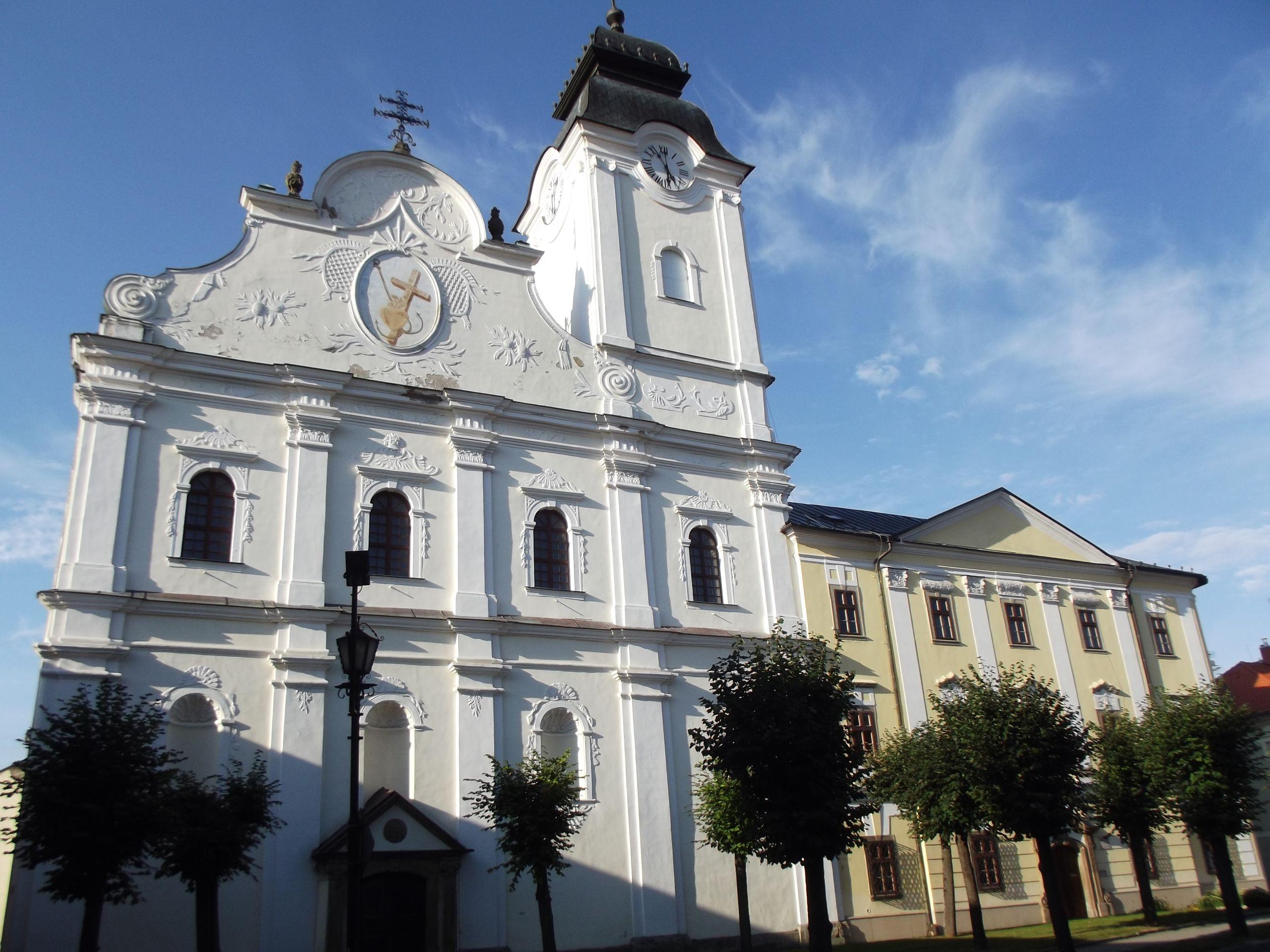Szentlélek templom és Minorita kolostor