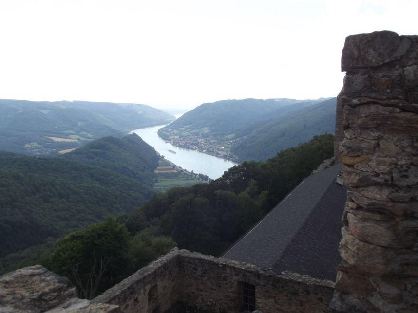 Aggstein, a Duna