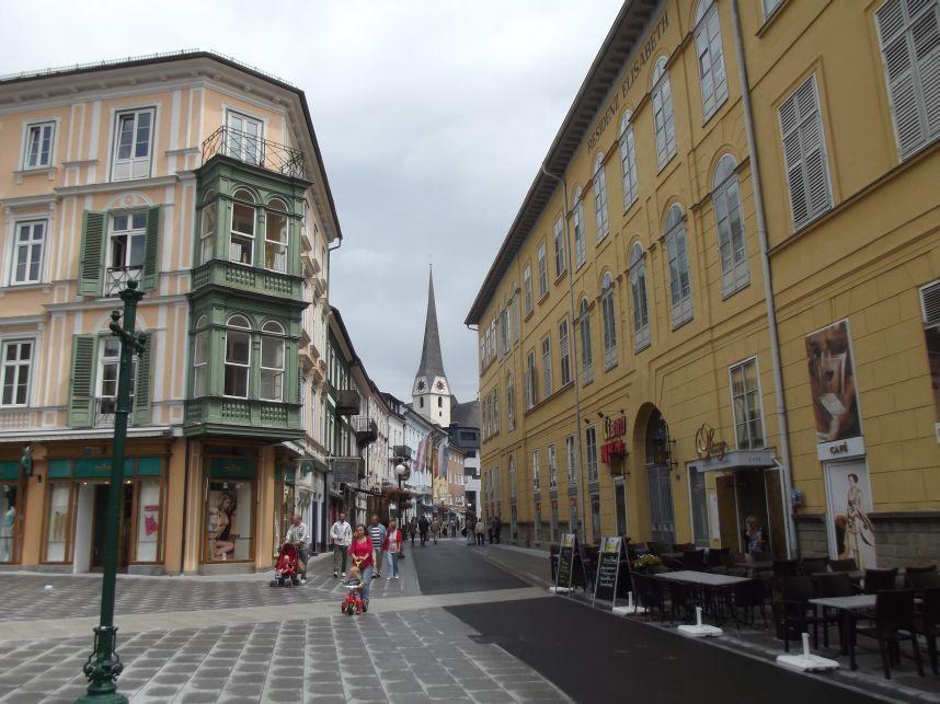Bad Ischl, városkép