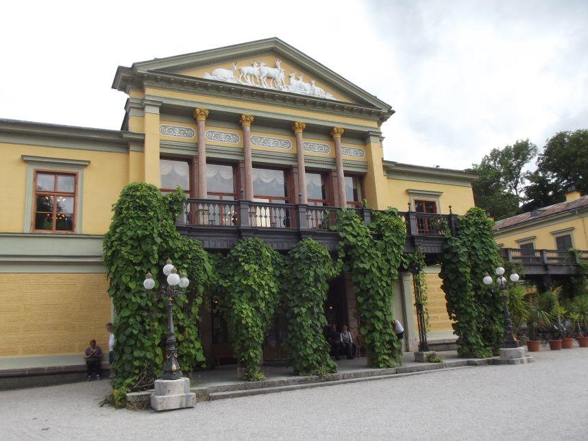 Bad Ischl, Császárvilla