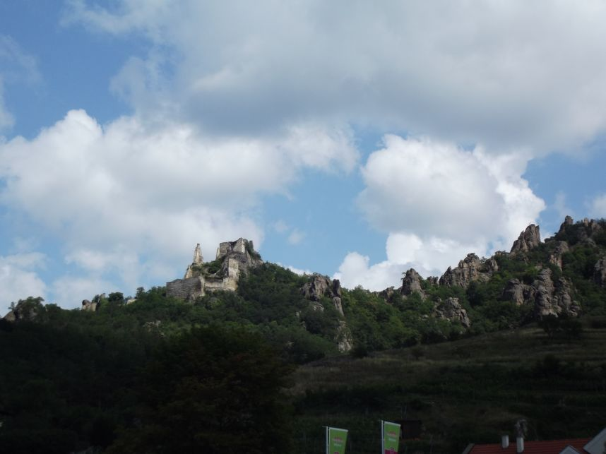 Dürnstein, vár