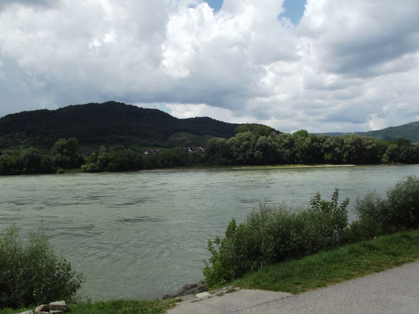 Dürnstein, Duna-part