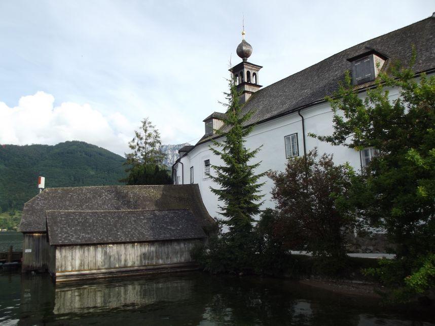 Gmunden, Seeschloss