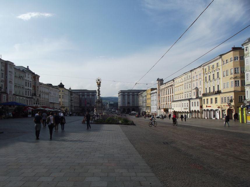 Linz, Főtér