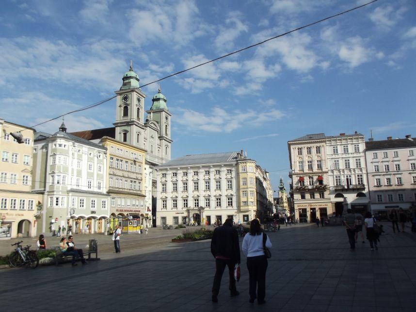 Linz, Mária Székesegyház