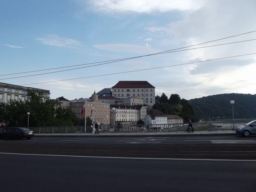 Linz, várkastély