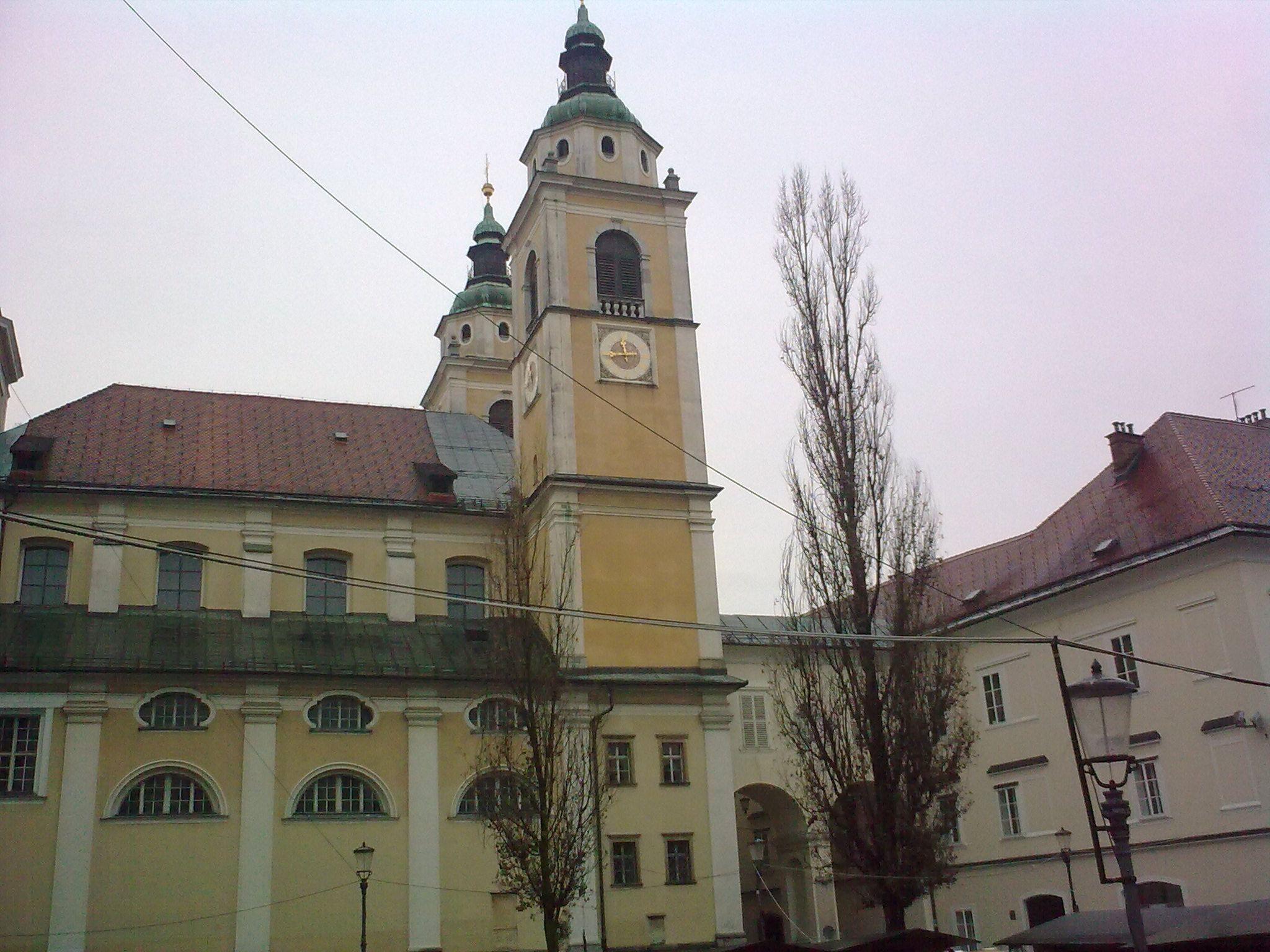 A Székesegyház