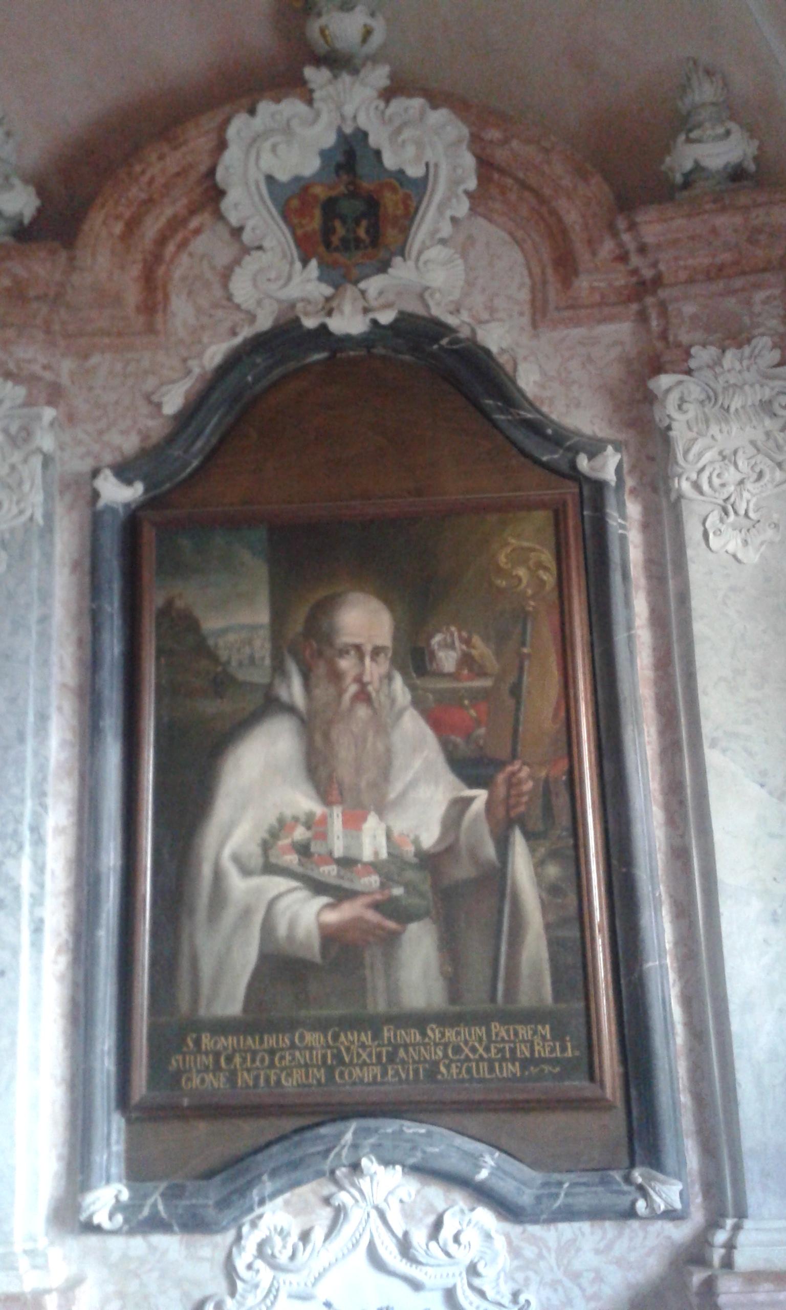 A cellaház kápolnája