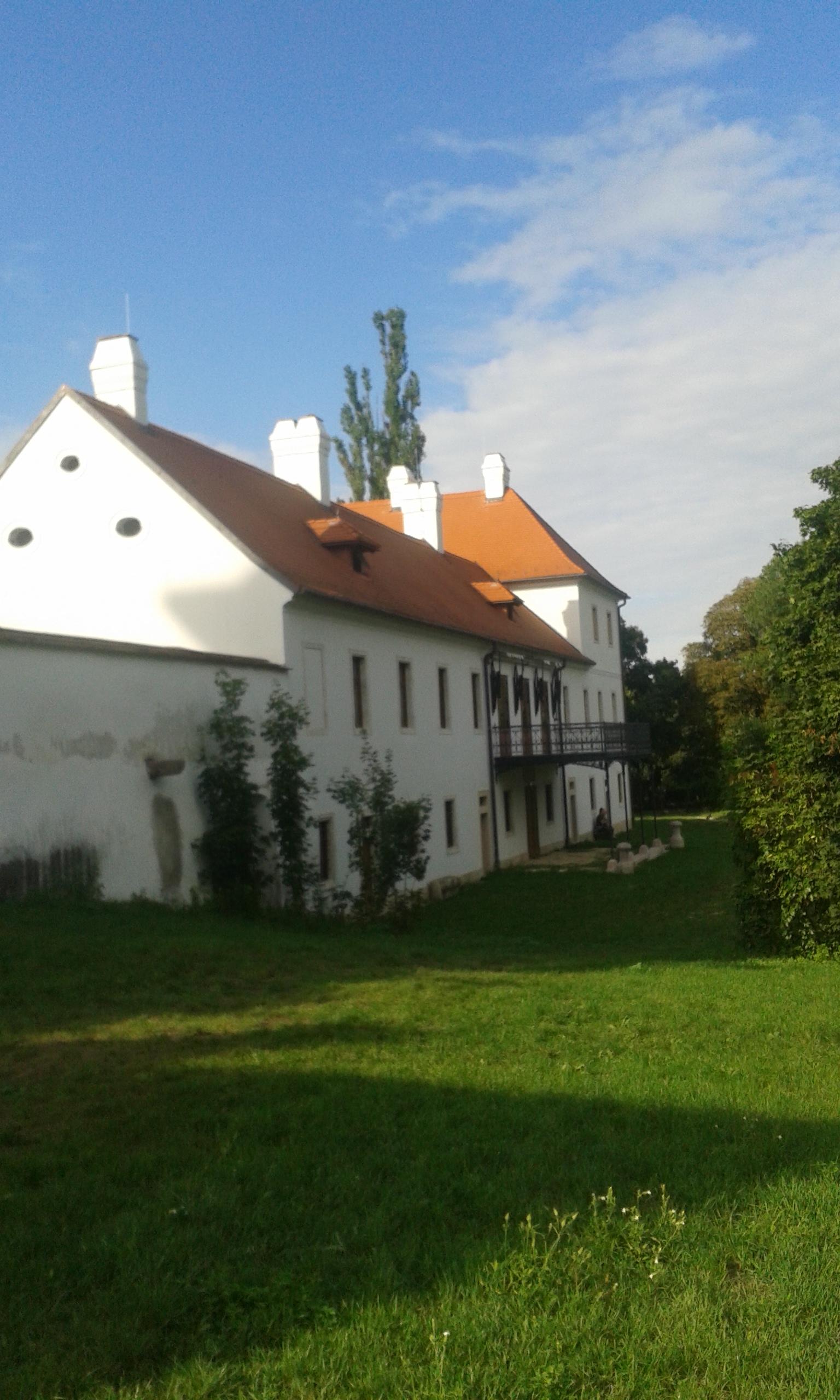 A felújított konventépület