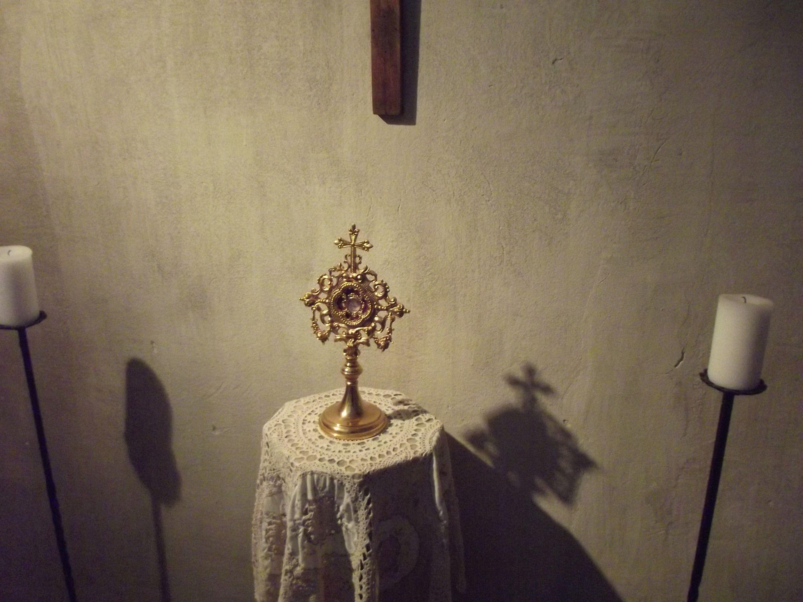Szent György ereklyetartója