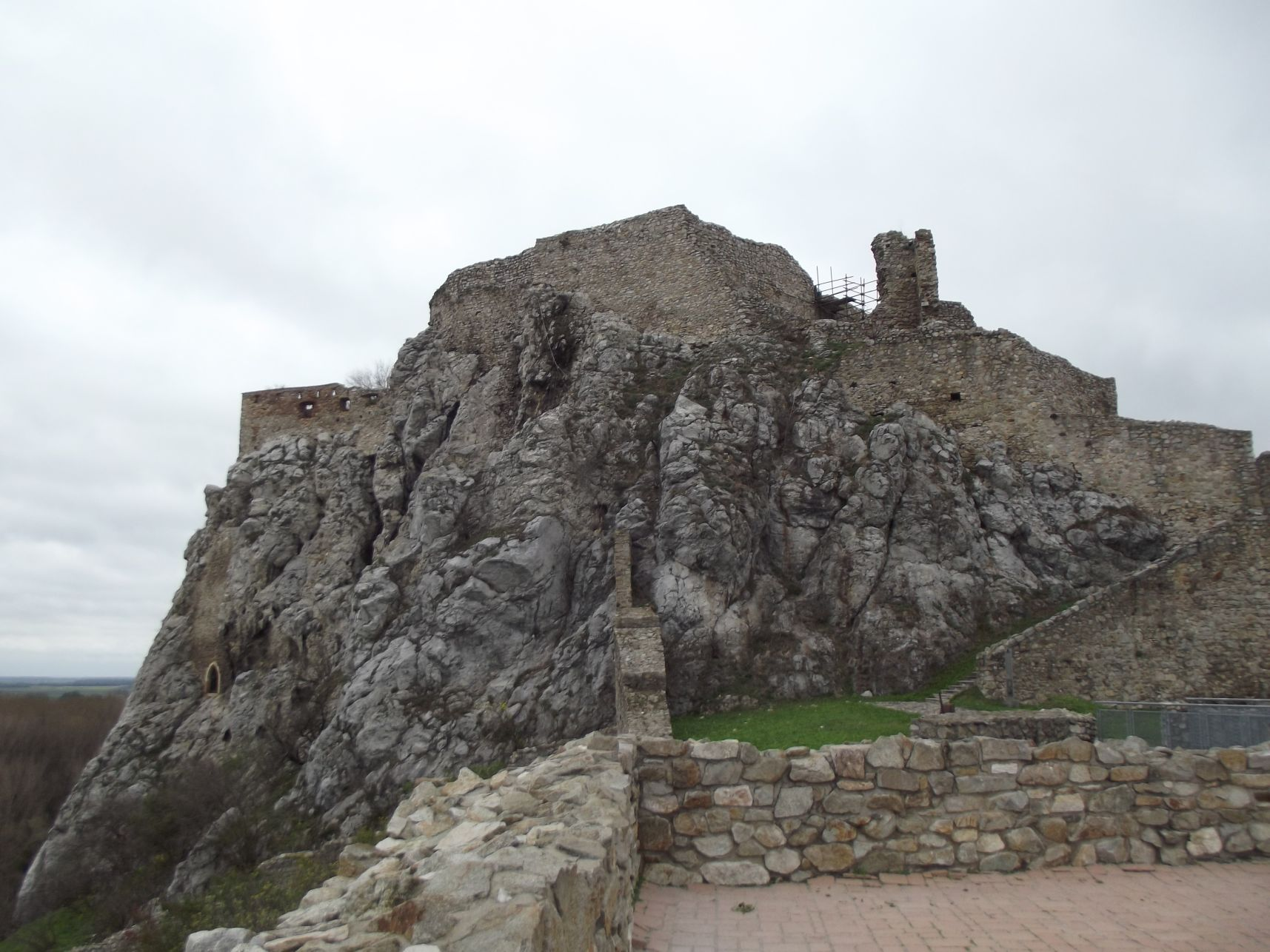 A vár