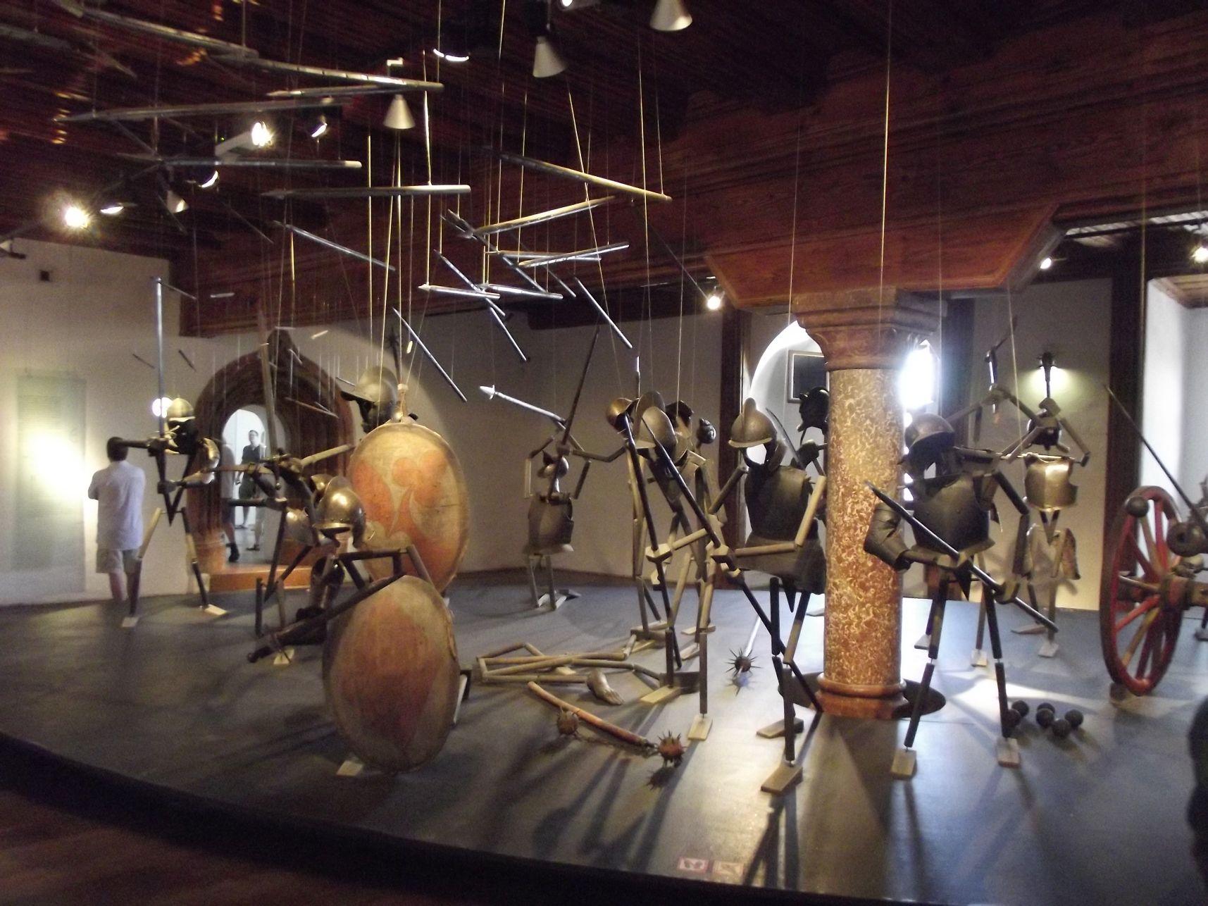Hohensalzburg, kiállítás