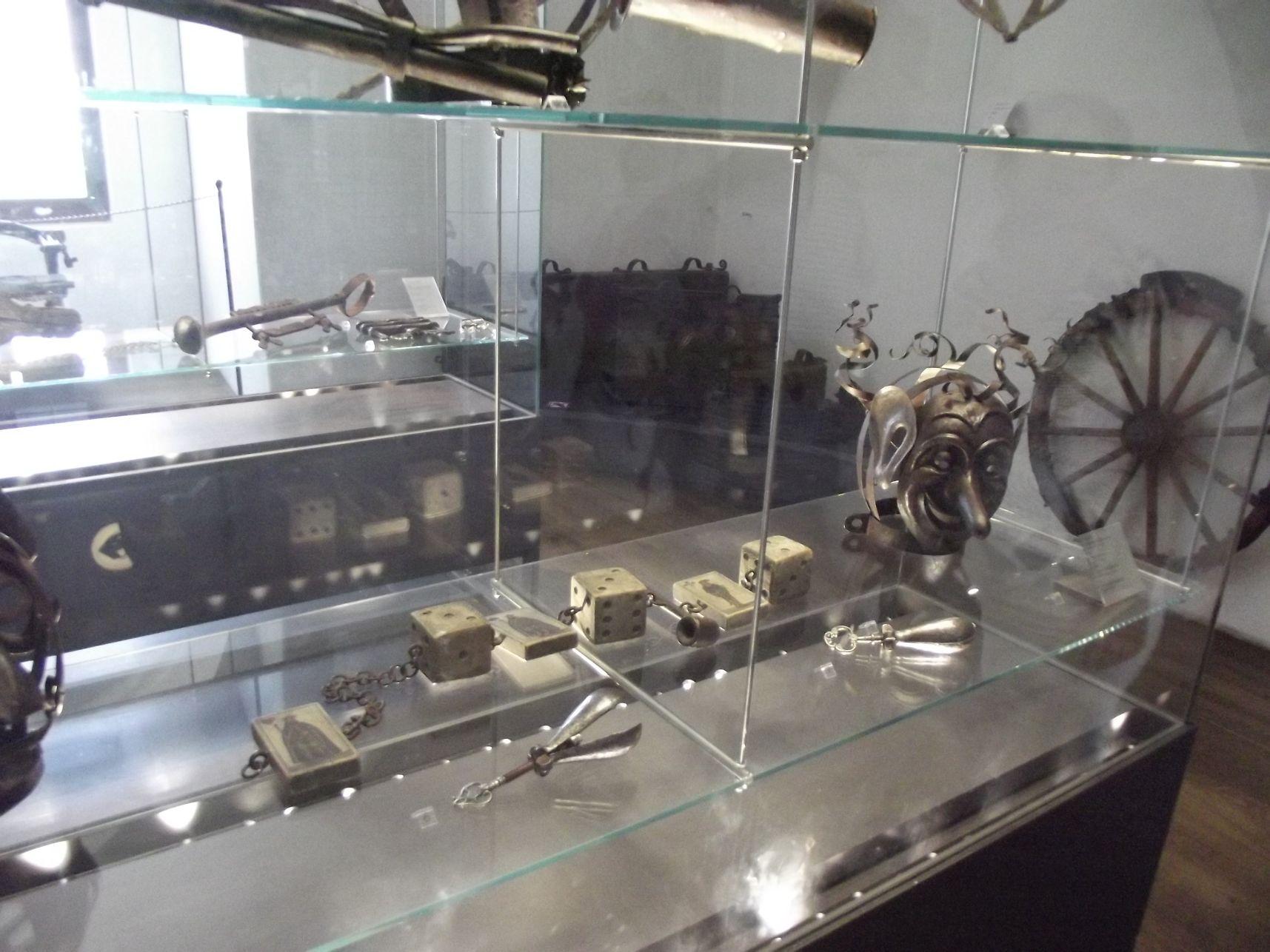 Hohensalzburg, kínzóeszközök