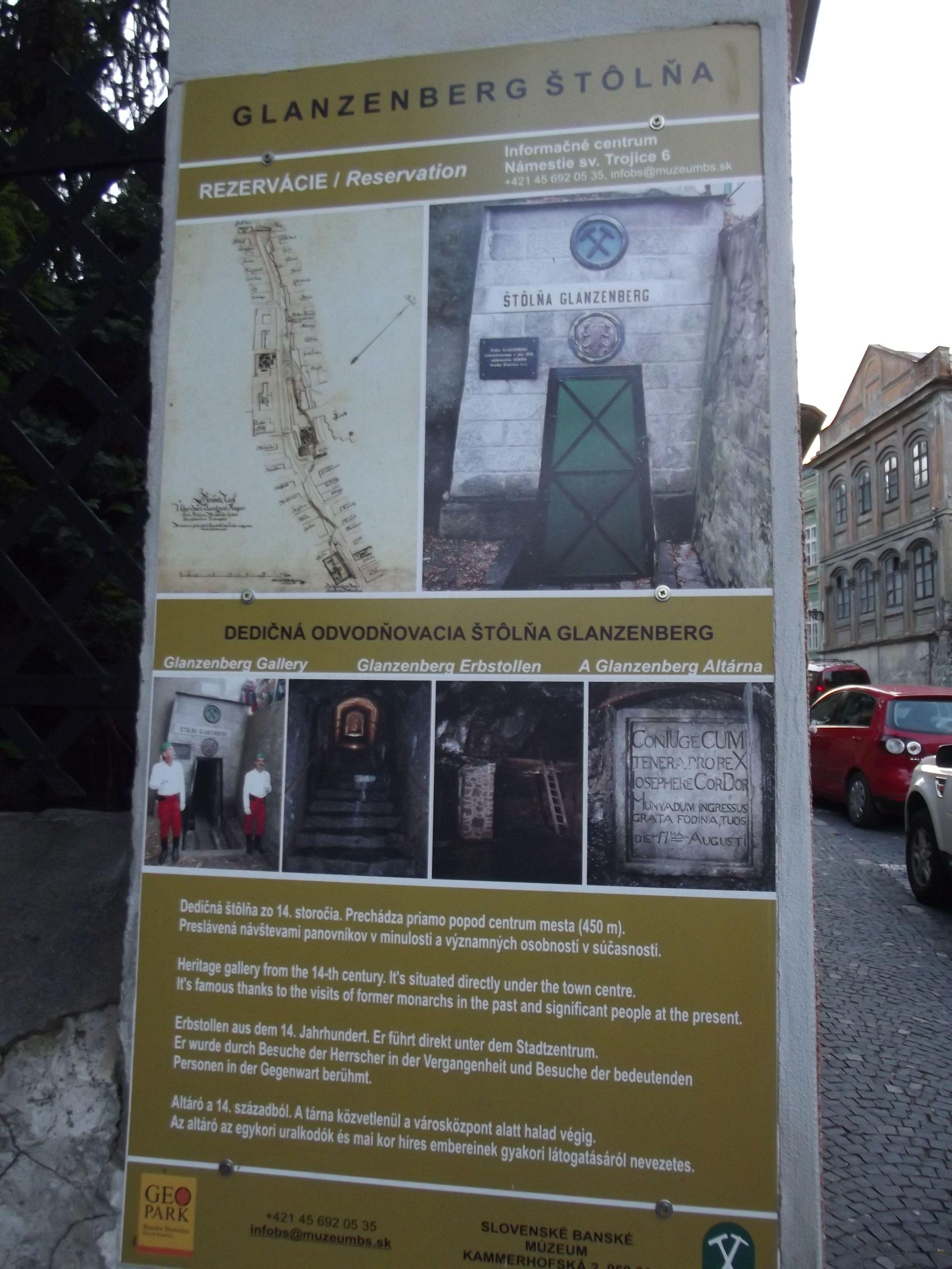 A Glanzenberg-altárna táblája