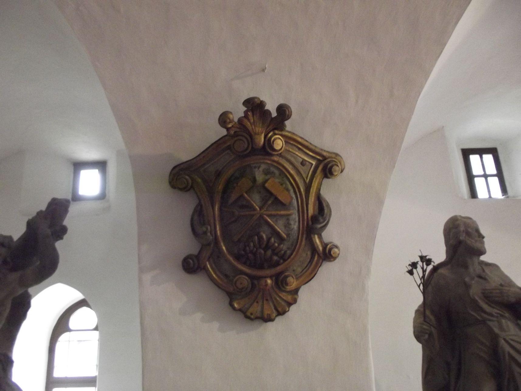 Bányász címer