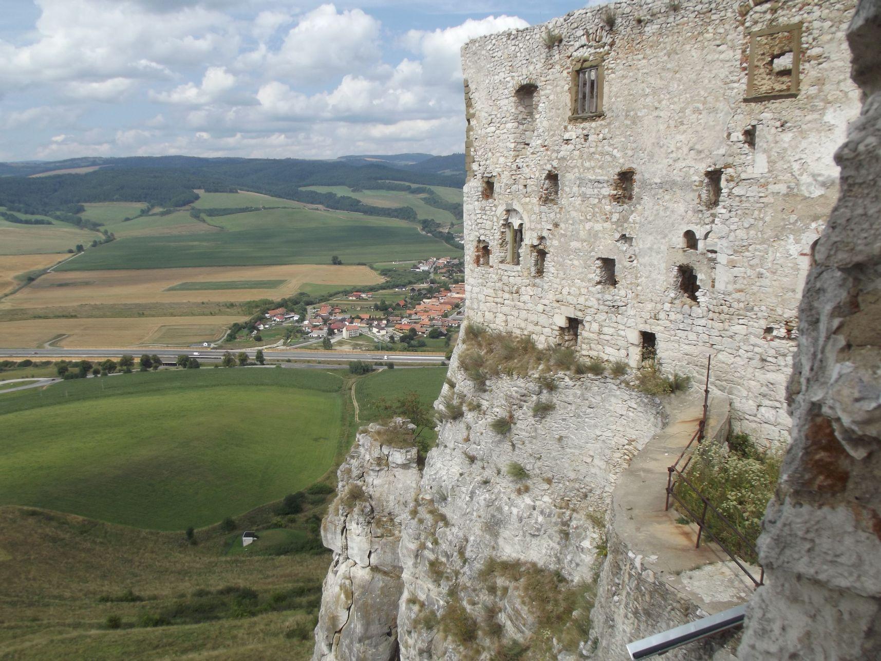 A román kori palota