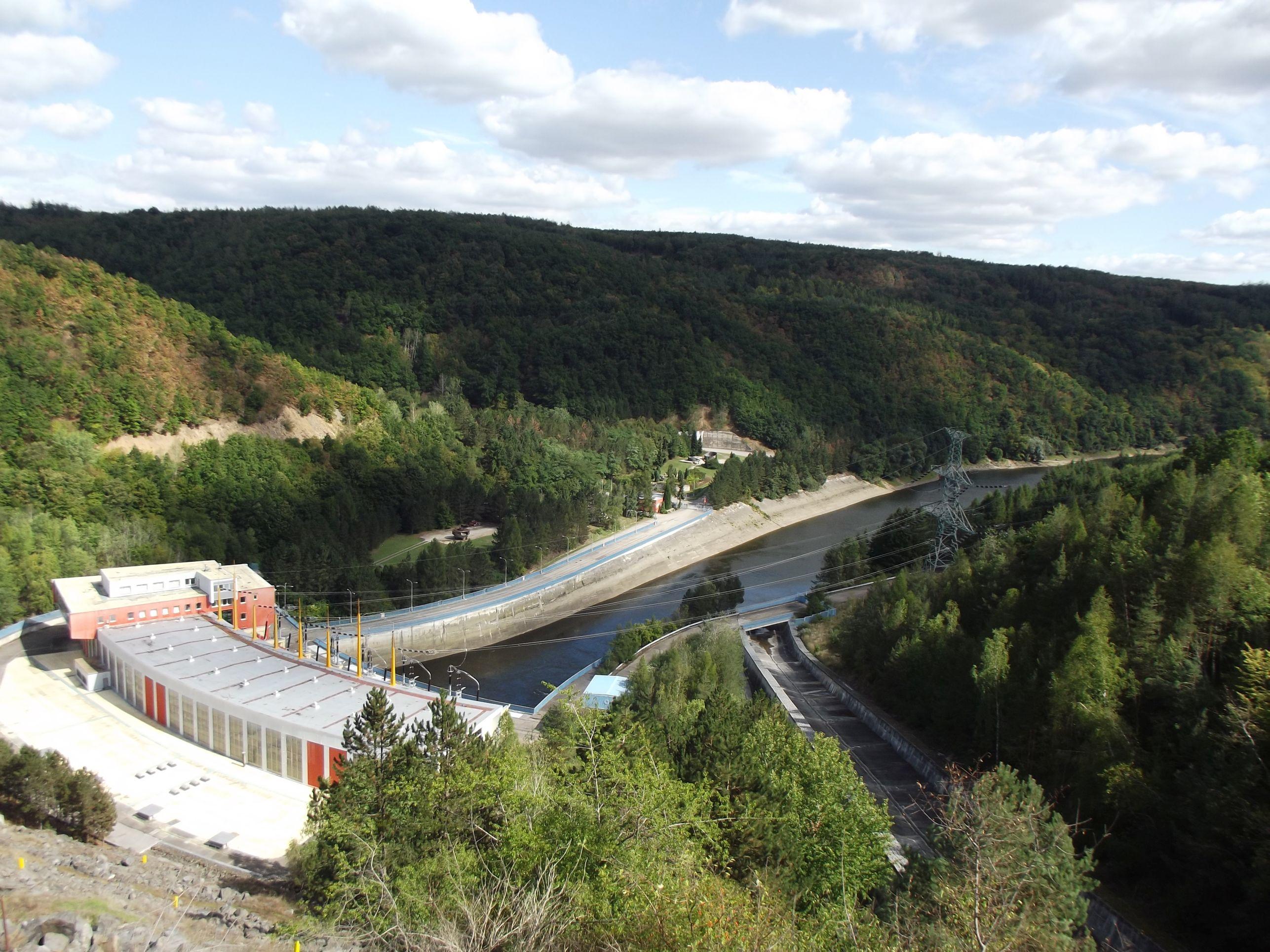A Dalešicei Vízerőmű
