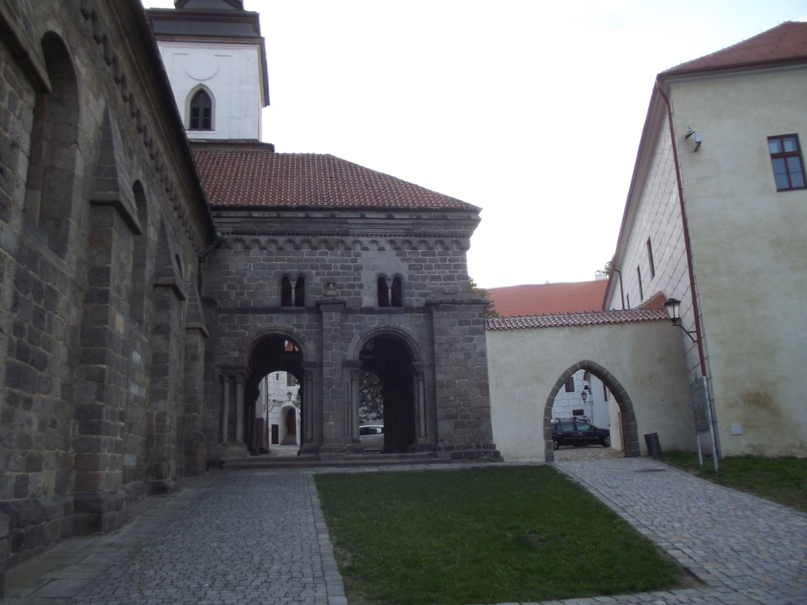 Třebič, Szent Prokópiosz Bazilika