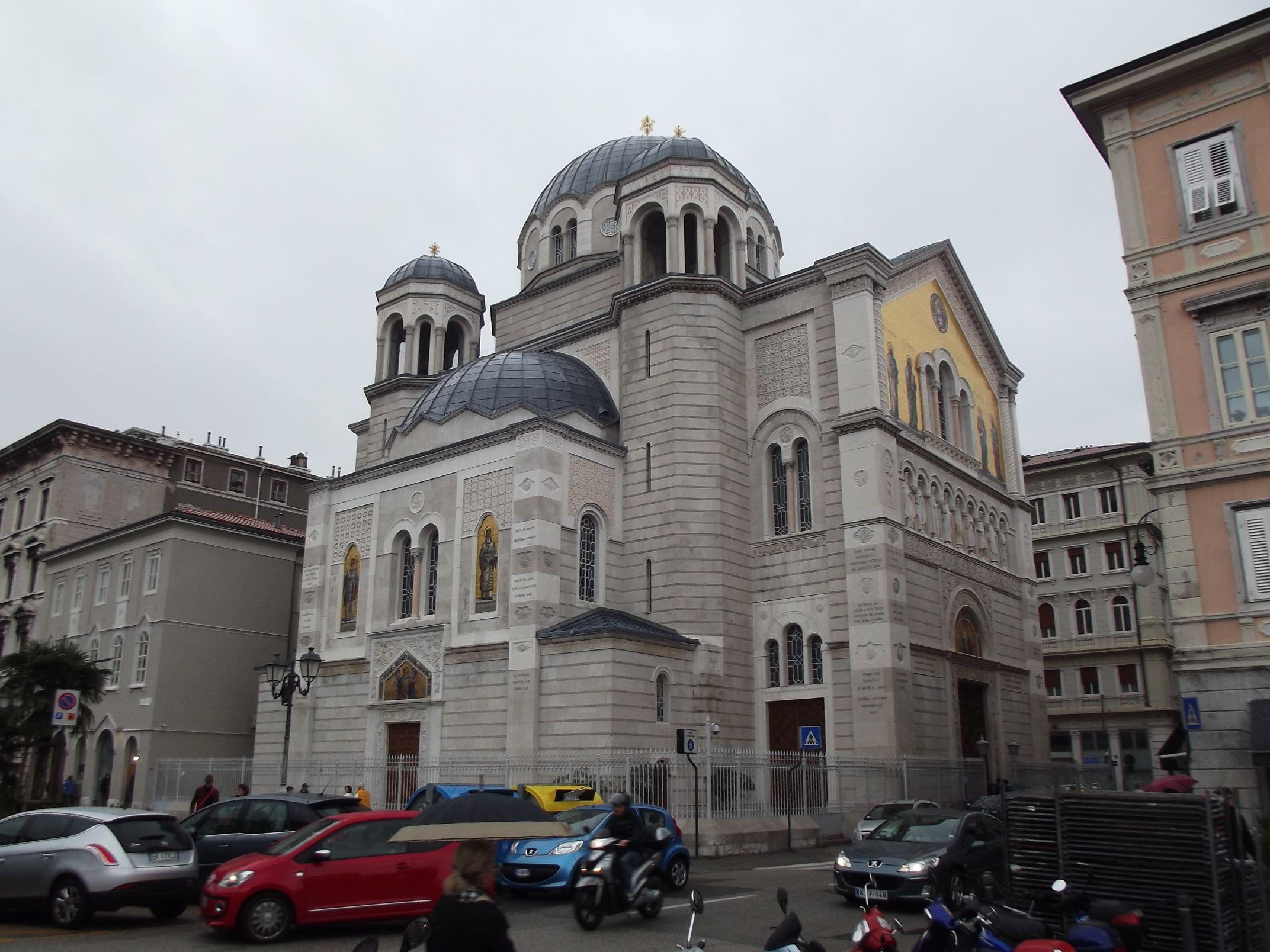Szent Szpiridion templom