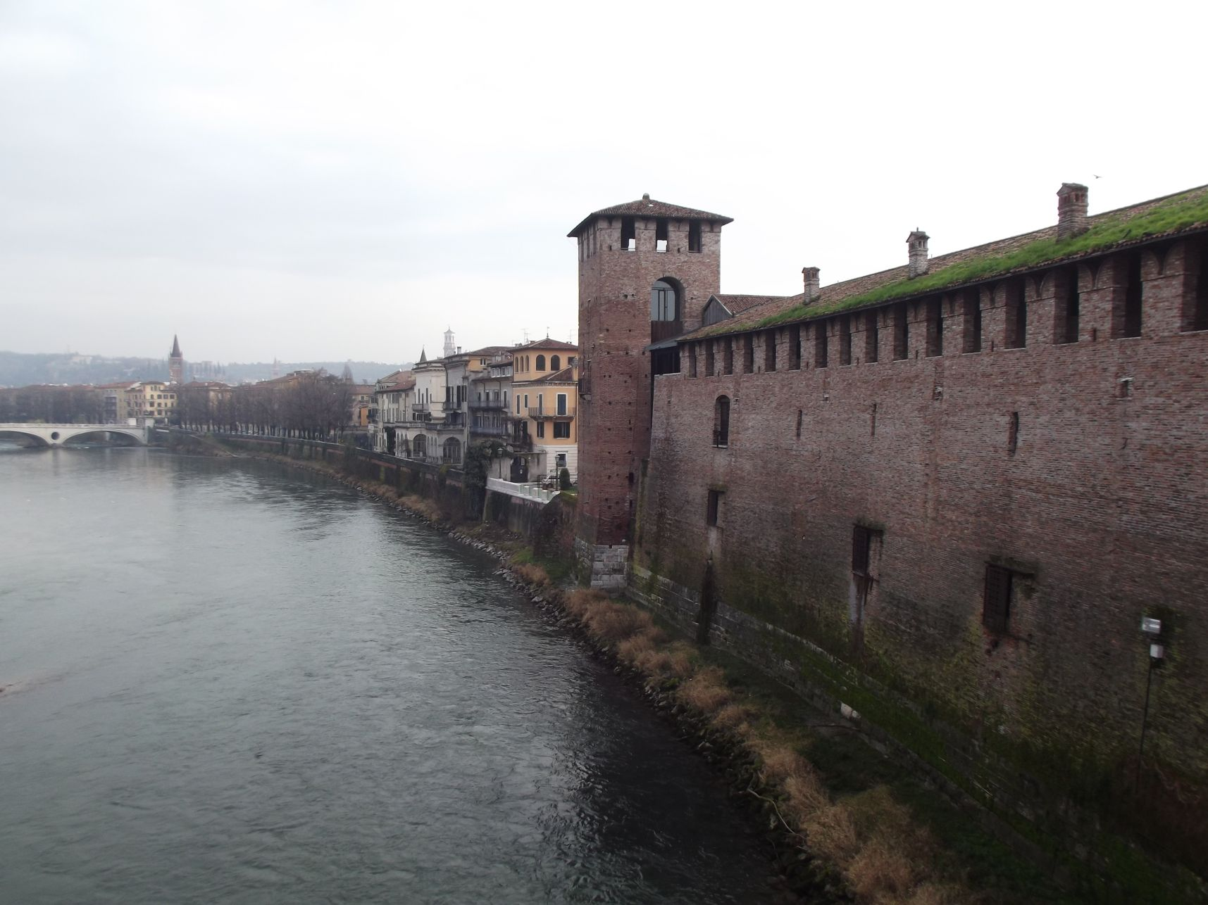 Castelvecchio a hídról
