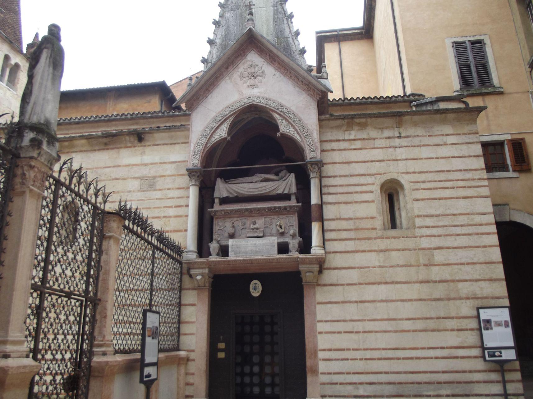 Veronai nemesek nyughelye