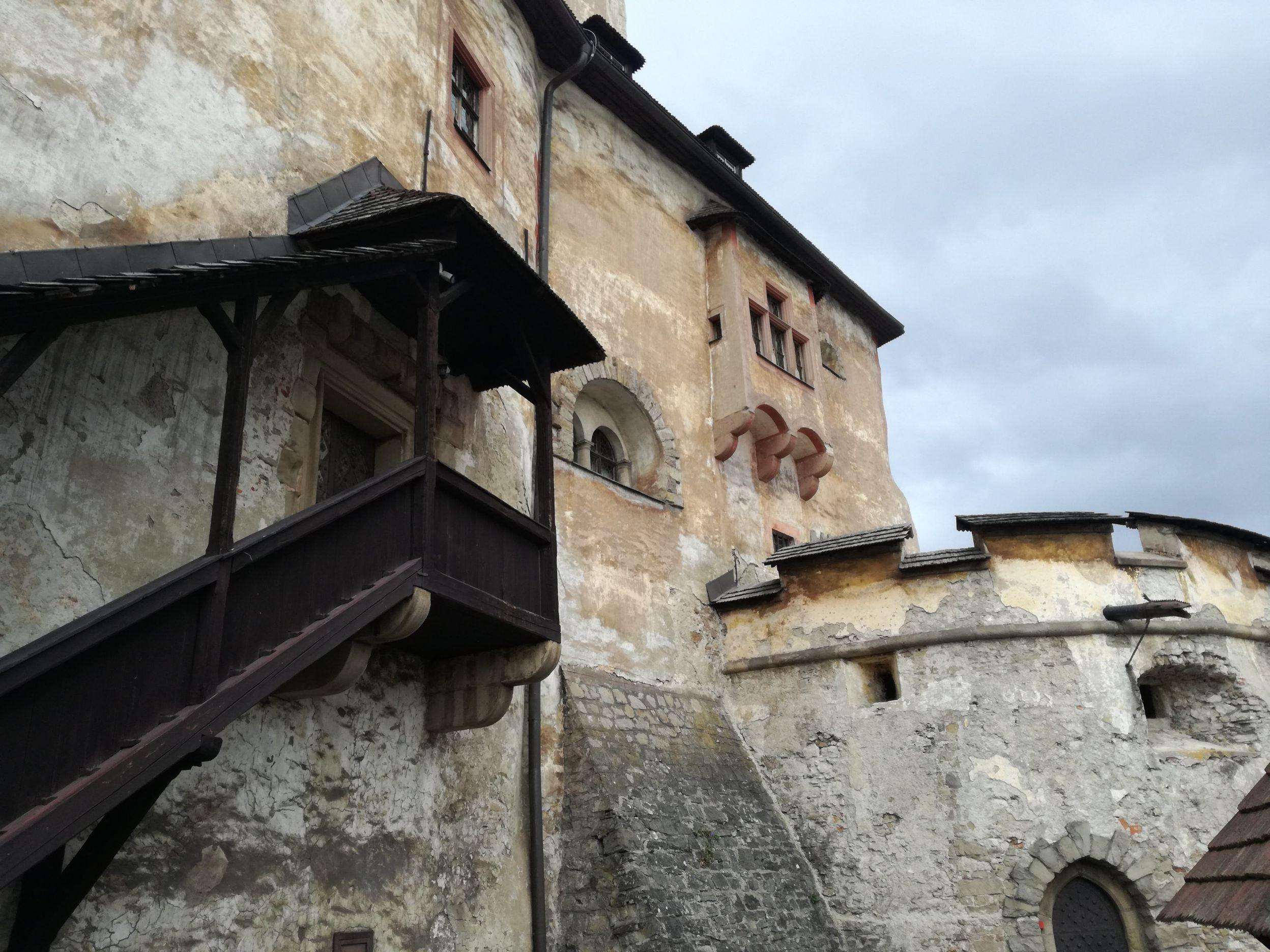 A középső vár