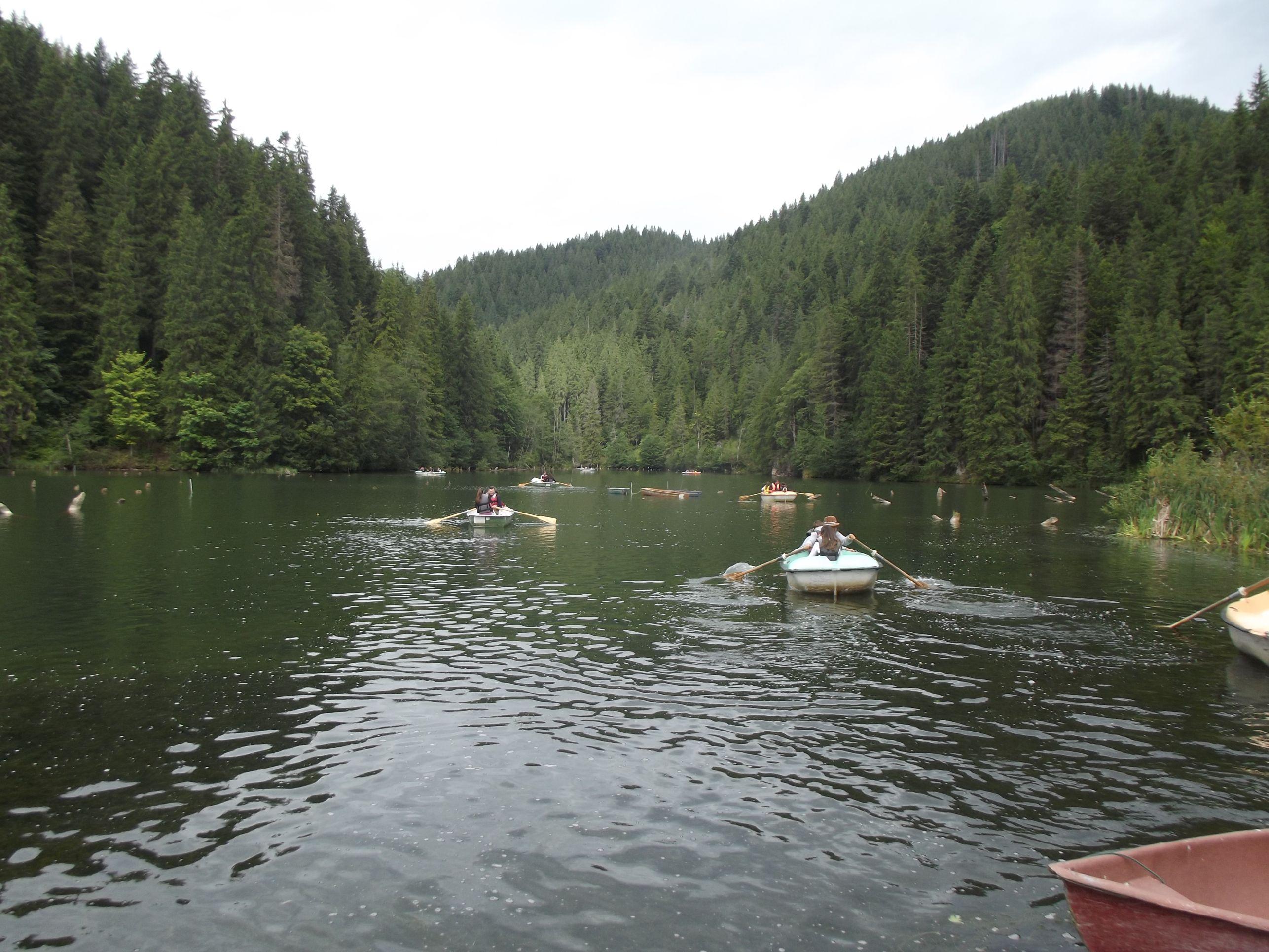 Csónakázás