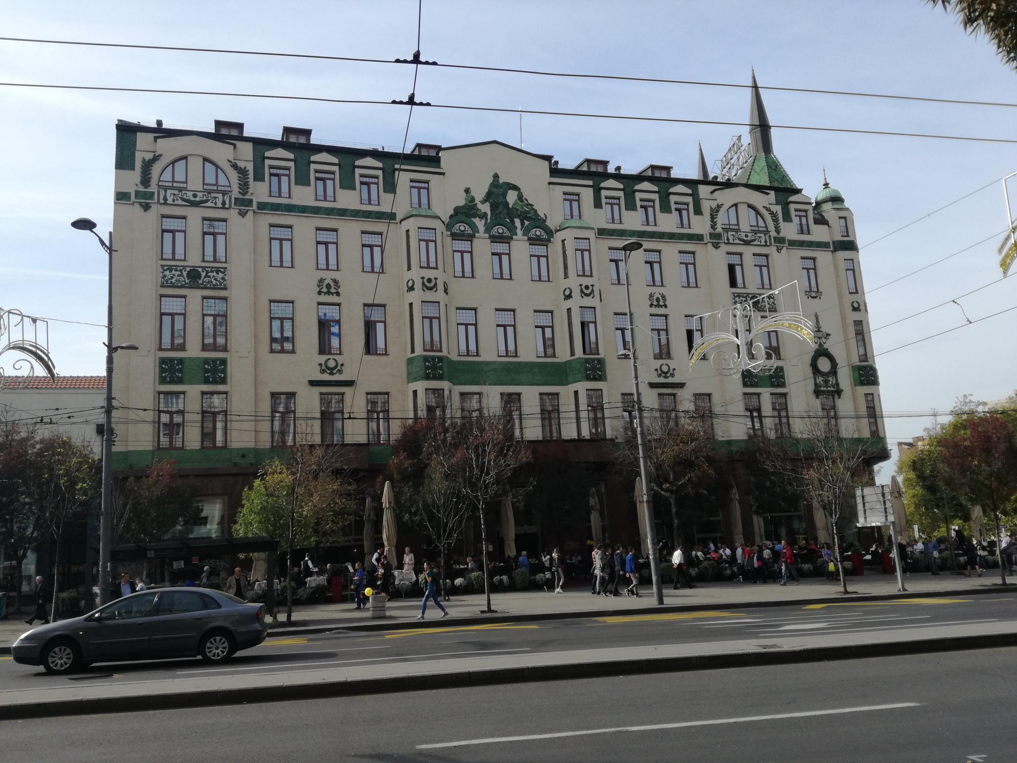 Hotel Moszkva
