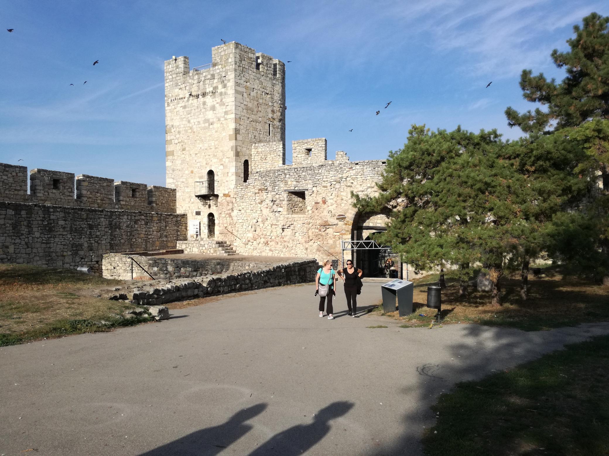 István torony és kapu
