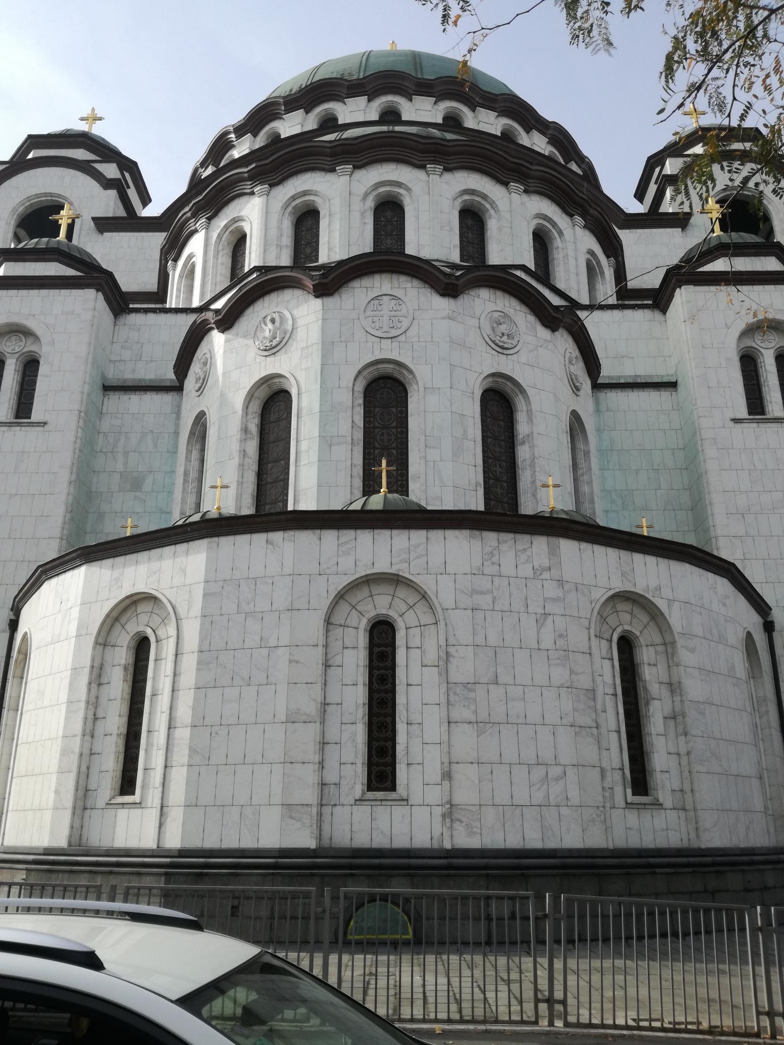 Szent Száva templom
