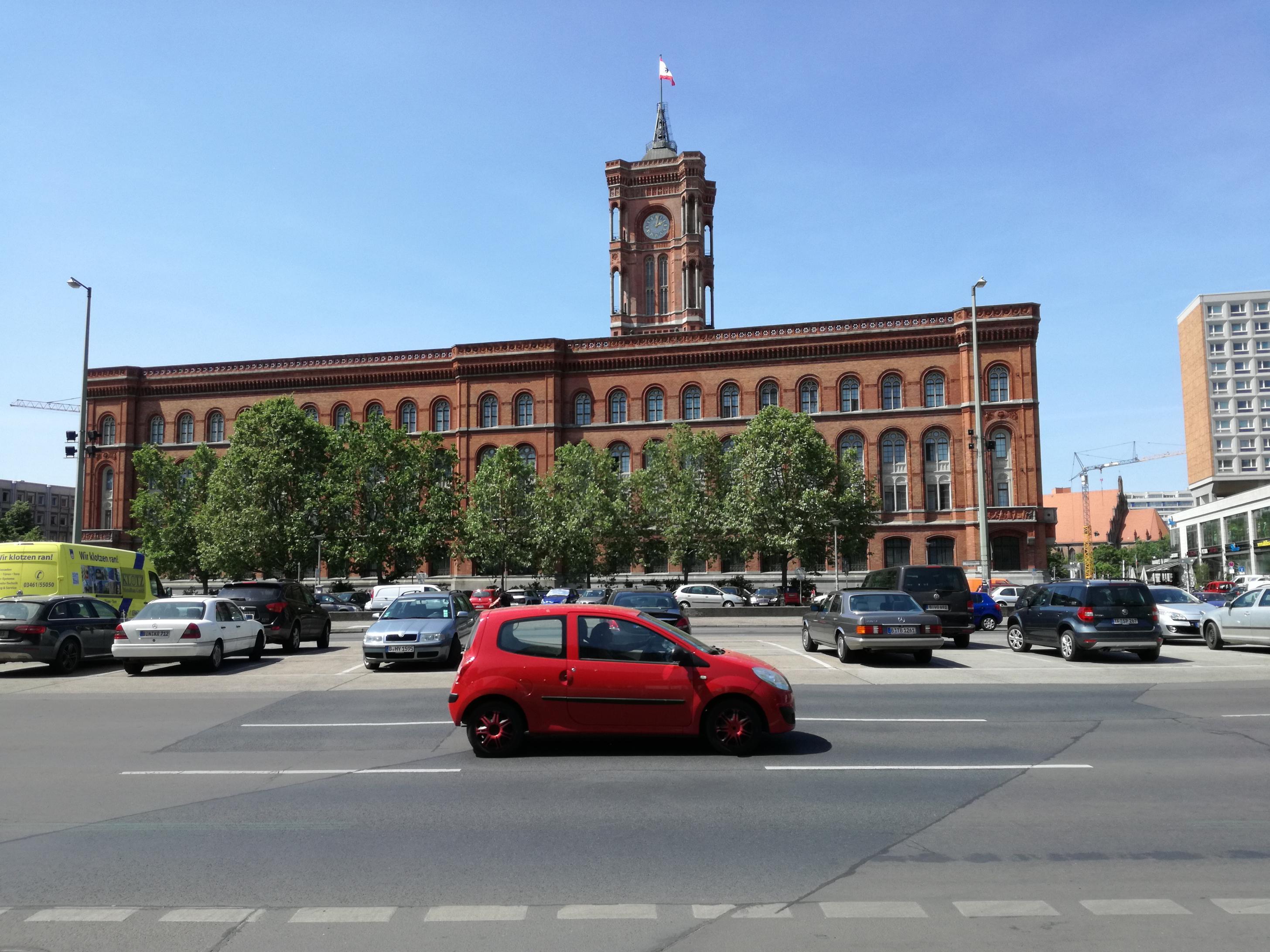 A Vörös Városháza