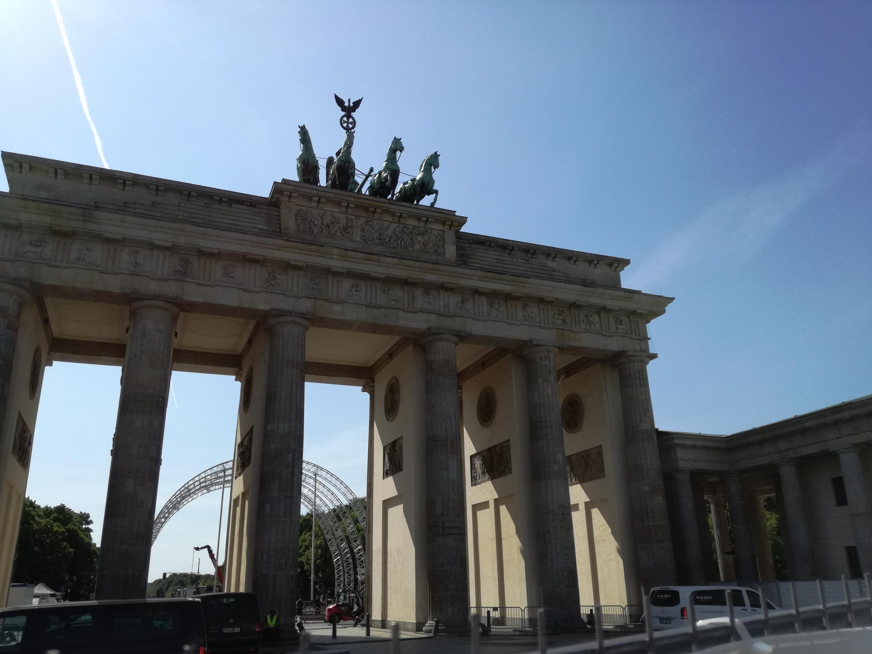 A Brandenburgi kapu