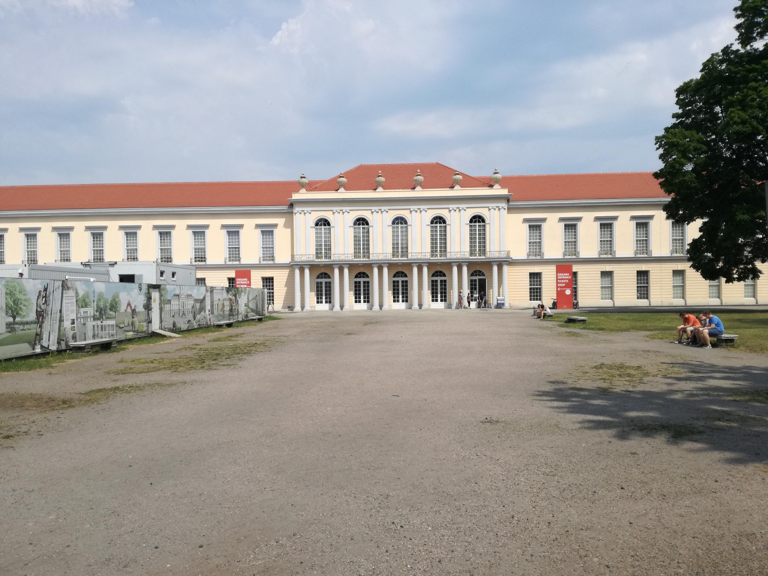 A Charlottenburgi Kastély