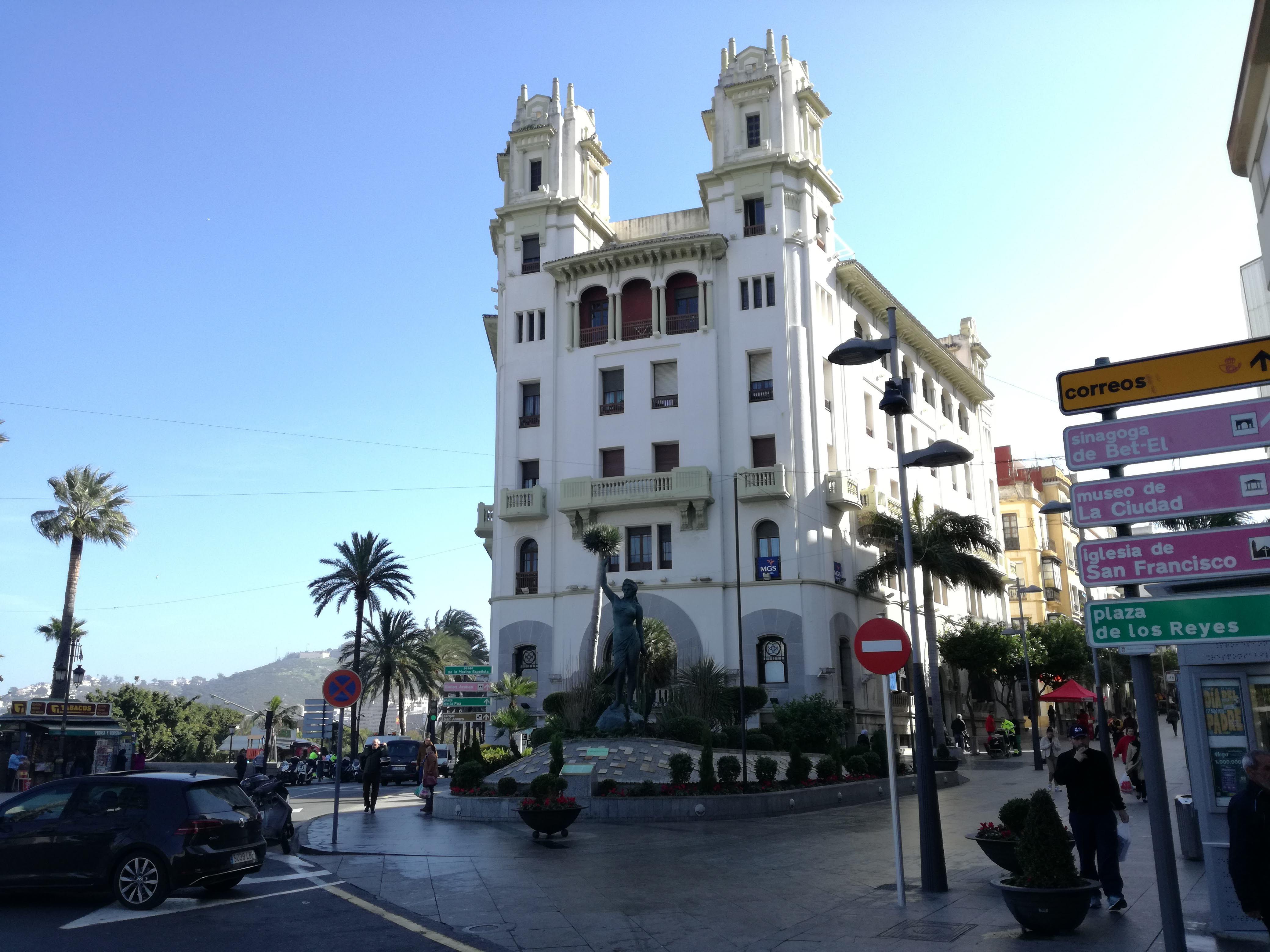 Trujillo palota