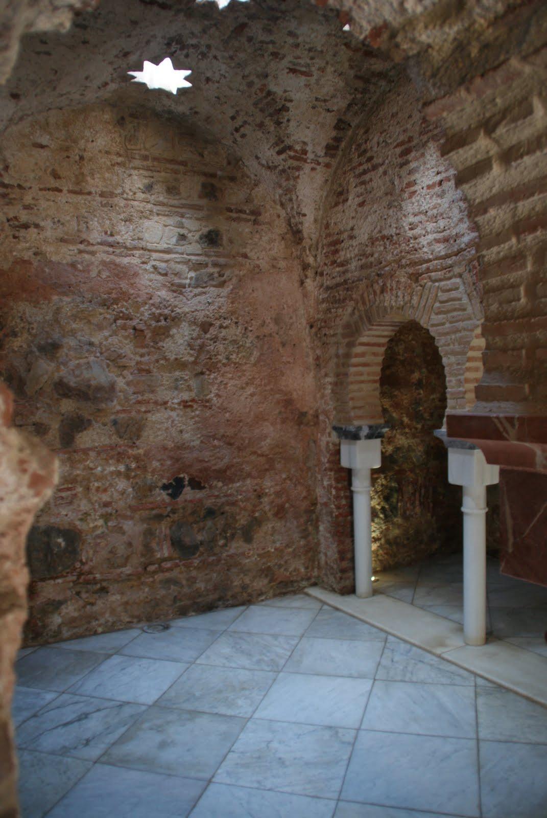 Arab fürdő (Forrás: www.wikipedia.hu)