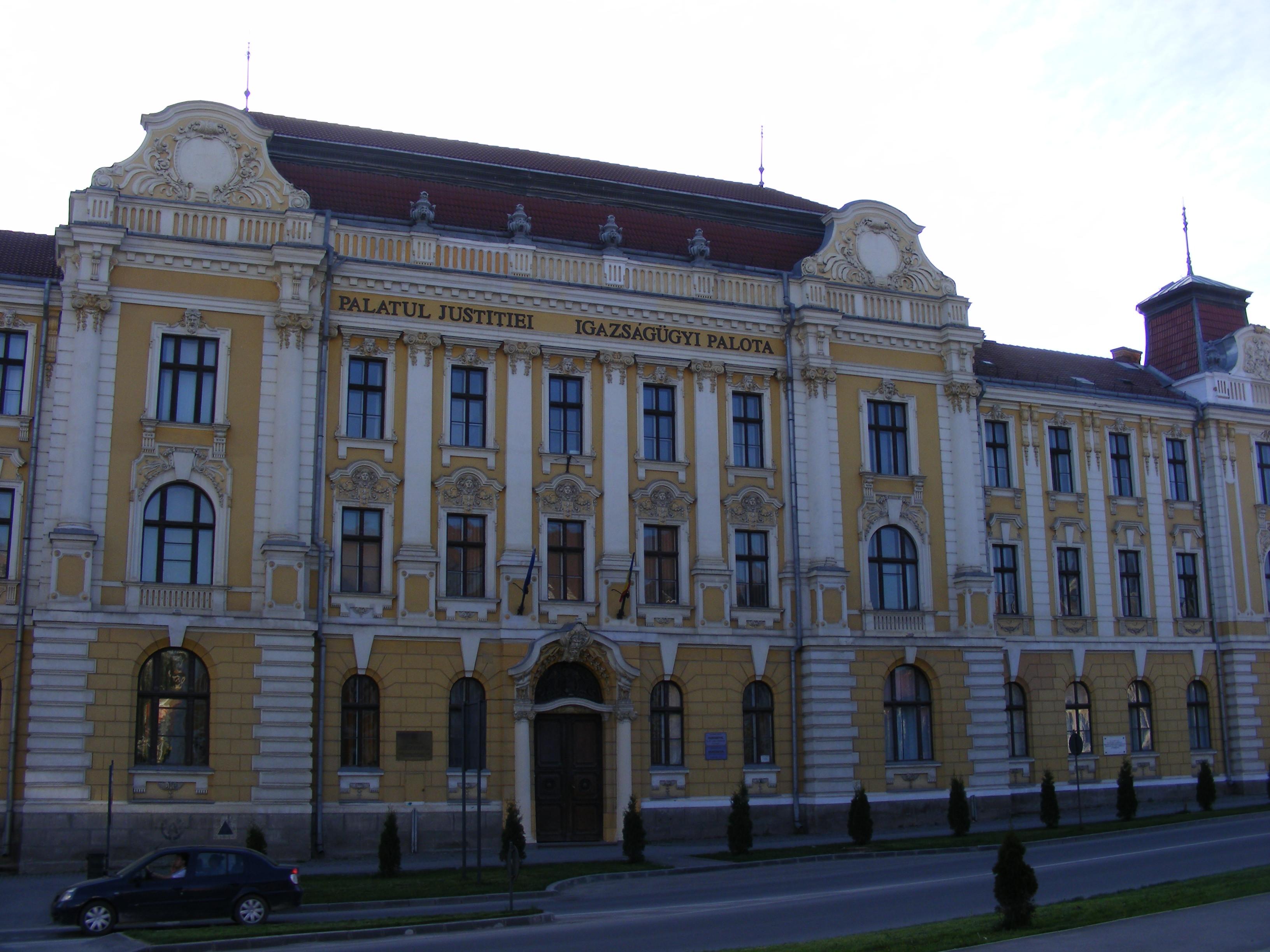 Igazságügyi Palota (Forrás: www.wikimedia.org)