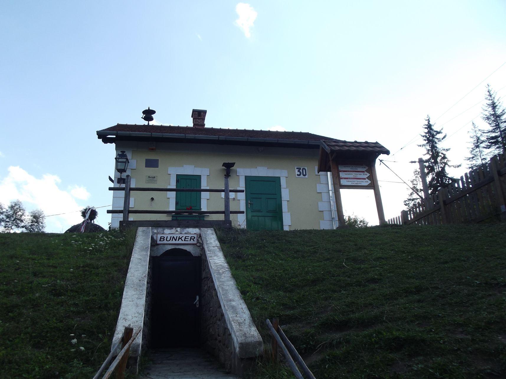 01_Bunker az őrház alatt