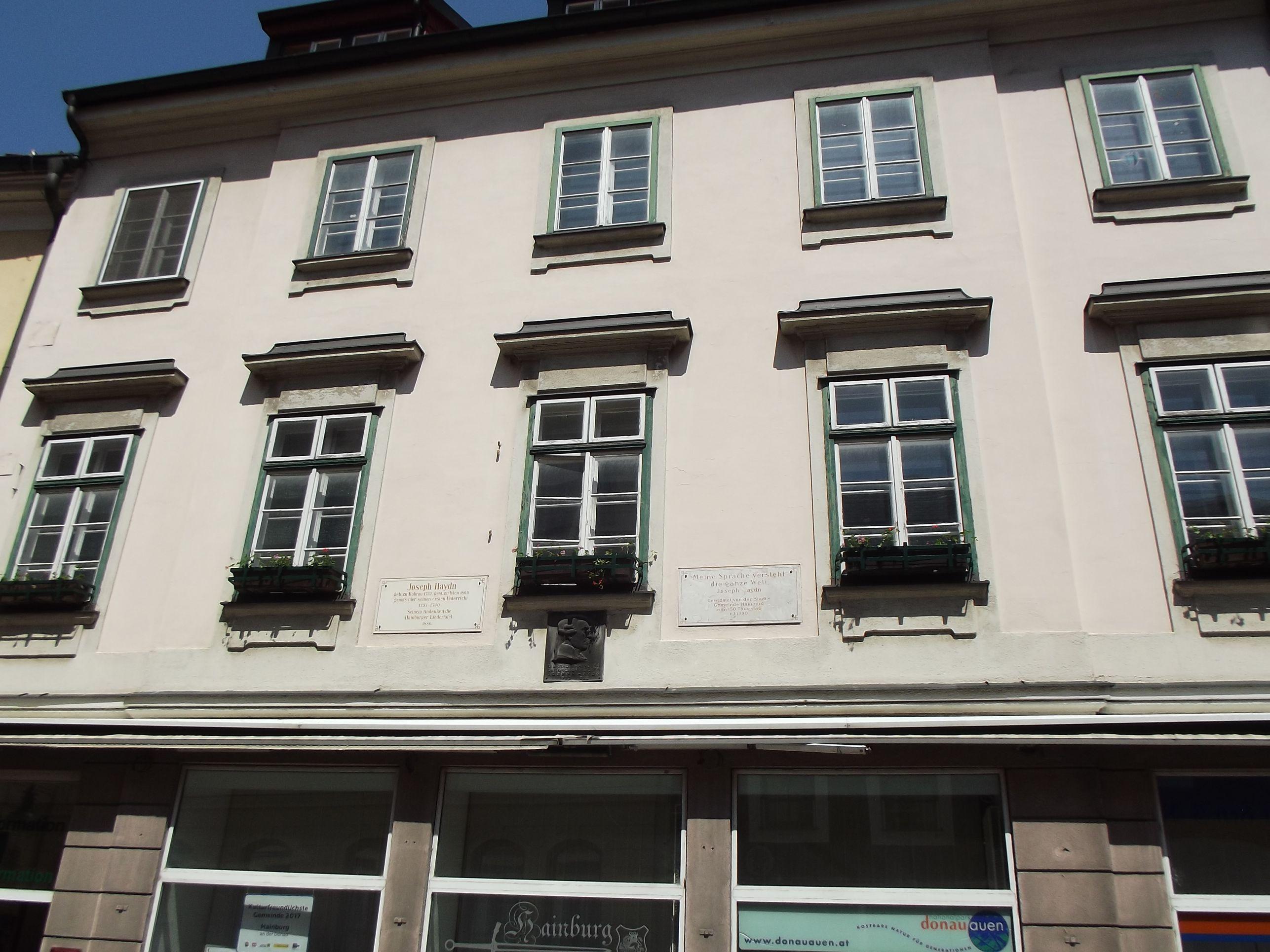 Haydn egykori iskolája