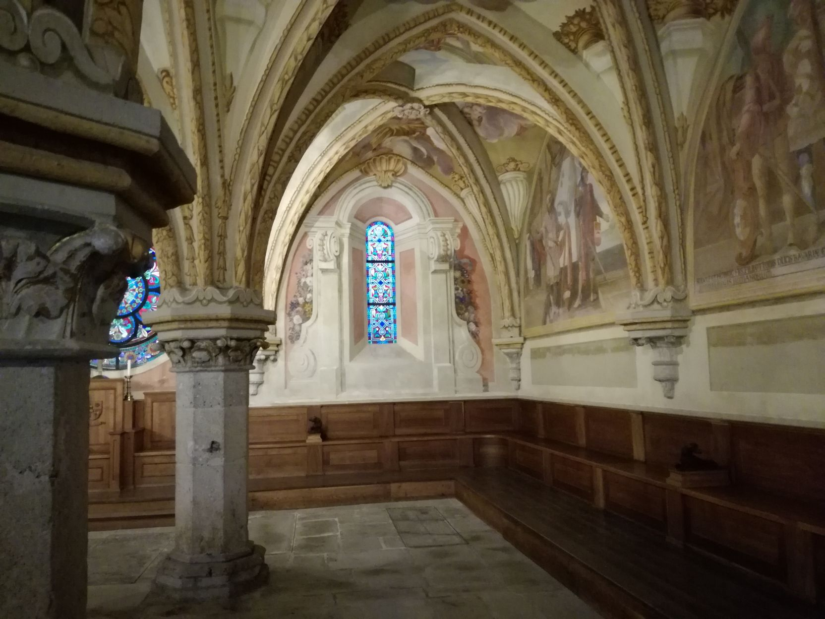 A Káptalani terem