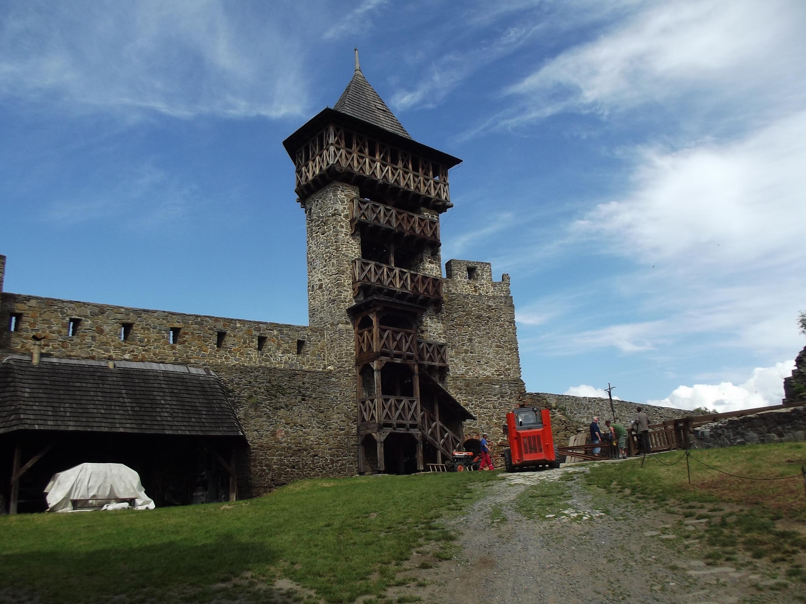 Huszita-torony