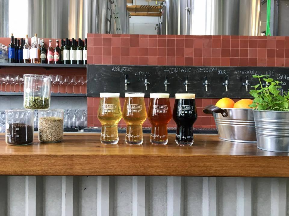 The Garden Brewery (Forrás: Facebook)
