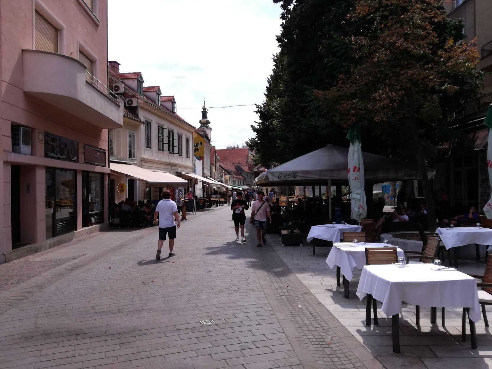 Tkalčićeva, Zágráb