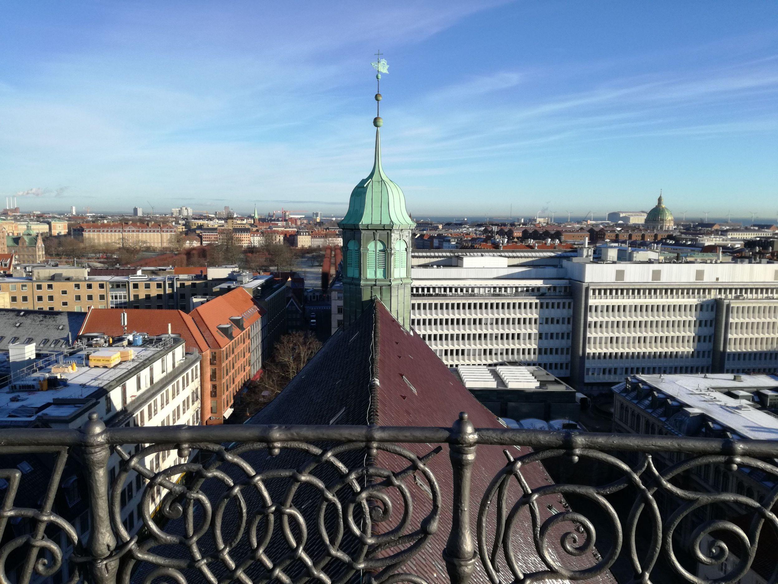 Kilátás a toronyból