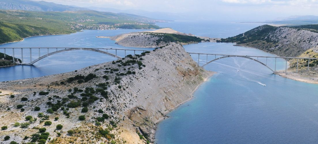 Tito híd (Forrás: www.krk.hr)