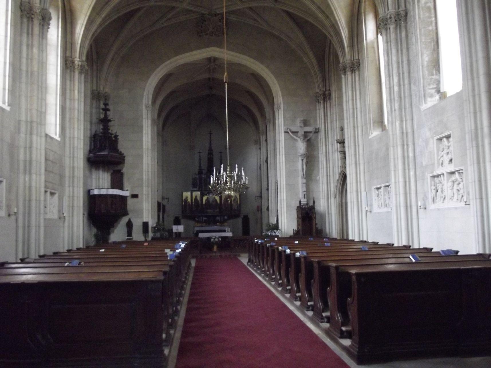 A Szent Jakab templom