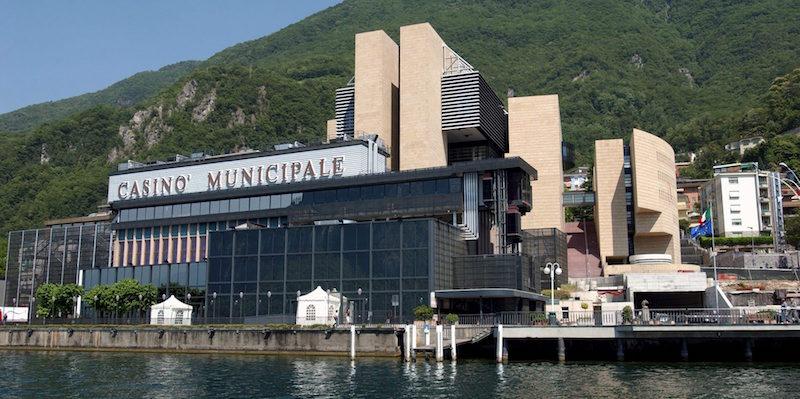 Campione d'Italia (Forrás: www.ilpost.it)