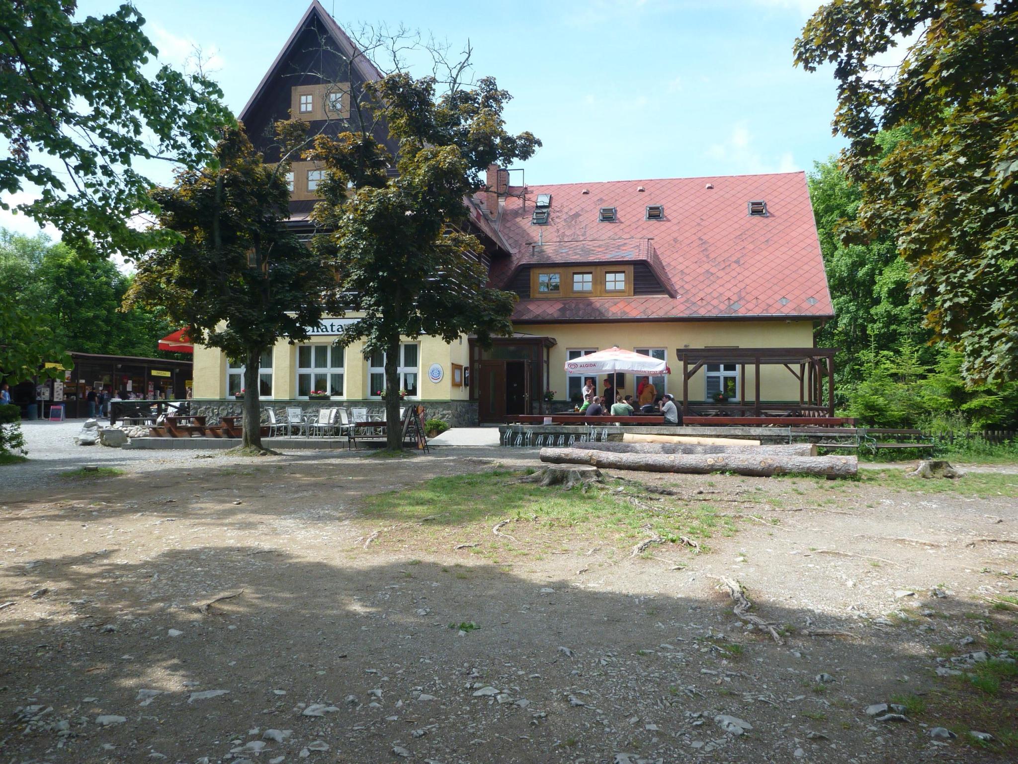 Macocha turistaház (Fotó: Buda Csaba)