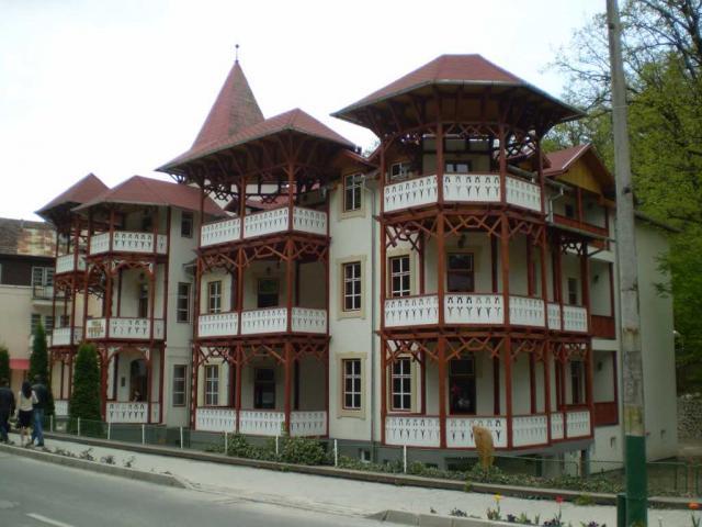 Villák ma (Forrás: www.primariasovata.ro)