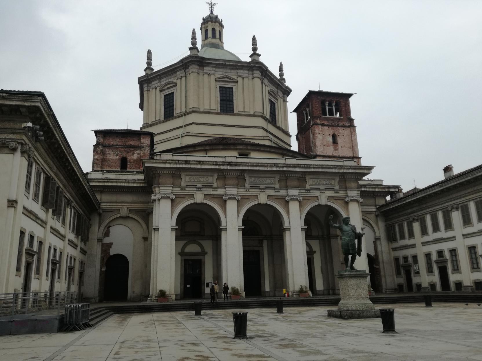 San Lorenzo Maggiore Bazilika